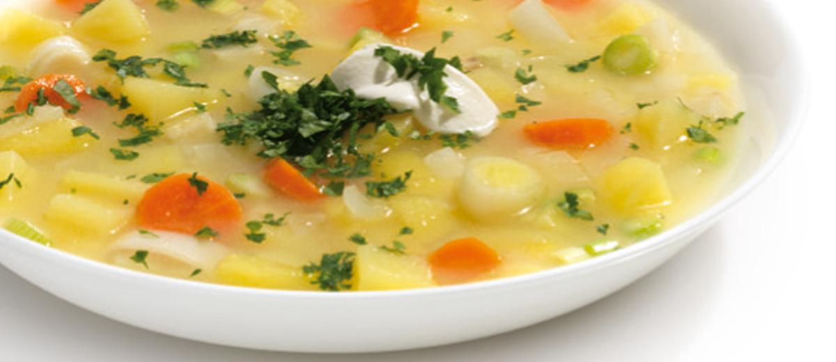 sopa-verduras-ligera